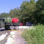 1200 Gallon Tanker